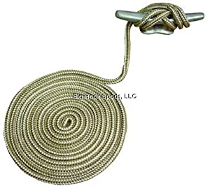Attwood Premium Double Braided Nylon Dock Line by Attwood