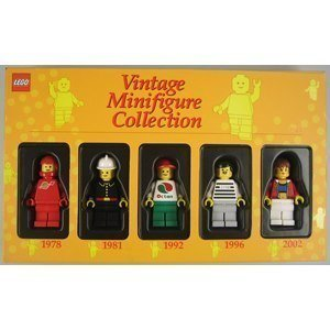Lego-Minifigure-Vintage-Collection-5-Figure-Set