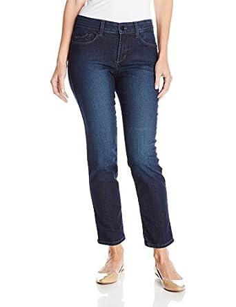 NYDJ Women's Alina Denim Legging Jean, Hollywood Wash, 0