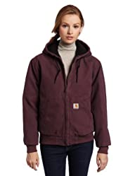 Carhartt Women's Lined Sandstone Active Jacket