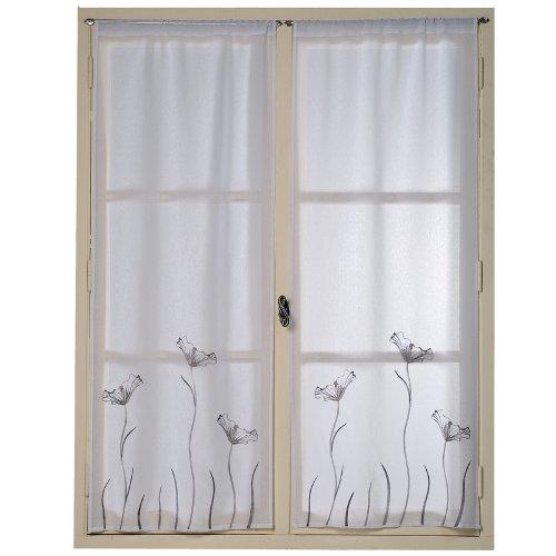 gardinen mit stickerei sonstige preisvergleiche erfahrungsberichte und kauf bei nextag. Black Bedroom Furniture Sets. Home Design Ideas