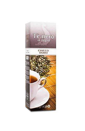 Purchase 60 Chicco d'Oro Tea Capsules Tè Nero in Foglie - Caffè Chicco d'Oro