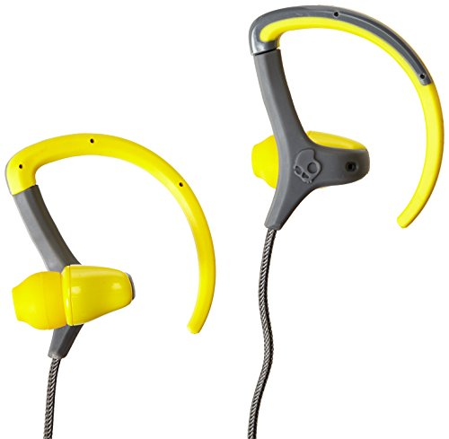 Click to buy Skullcandy Chops In-Ear Sweat Resistant Sports Earbud, Yellow /Gray - From only $534.99