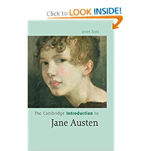 The Cambridge Introduction to Jane Austen Janet Todd