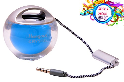 Hangout HOS-333 Chirstmas Mini Portable Speaker