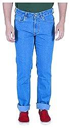 INTEGRITI Men's Jeans (1973. NSF STN_34, Blue, 34)