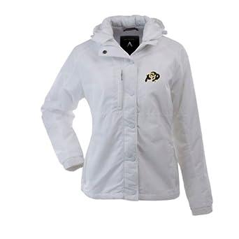 NCAA Colorado Buffaloes Trek Jacket Ladies by Antigua