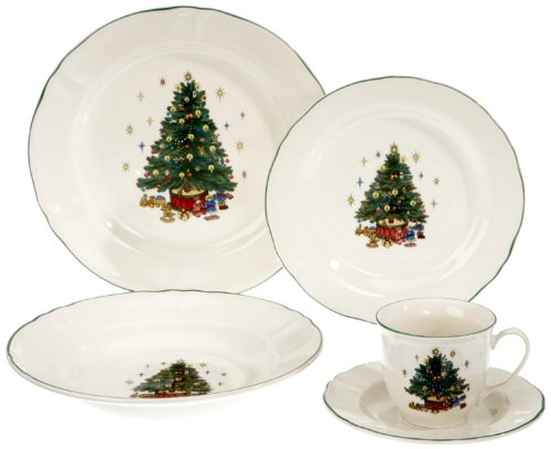 Creatable 14995 5 Combi-Set Christmas Tree, 30 Piece