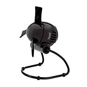 Vornado Zippi Personal Fan, Black
