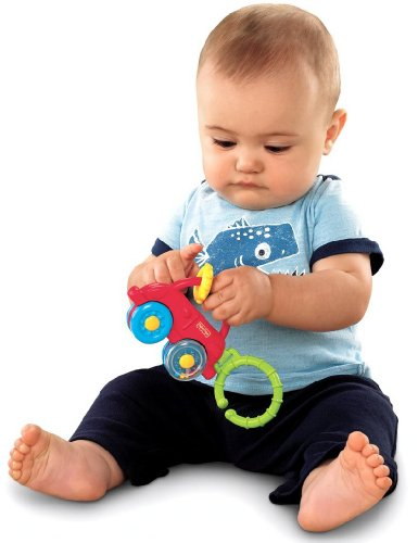 Fisher-Price Clacker Car (Discontinued by Manufacturer) - 1