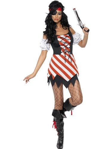 Pirate – Fever – Adult Fancy Dress Costume