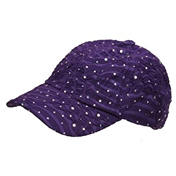 glitter caps purple w31s59c at men s clothing store