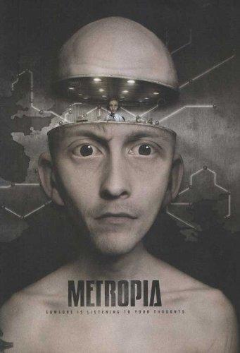 Скачать фильм Метропия /Metropia/