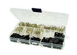 Crimp Pins Kit With Female Housing Pins