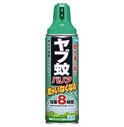 ヤブ蚊バリア 450mL 【HTRC2.1】