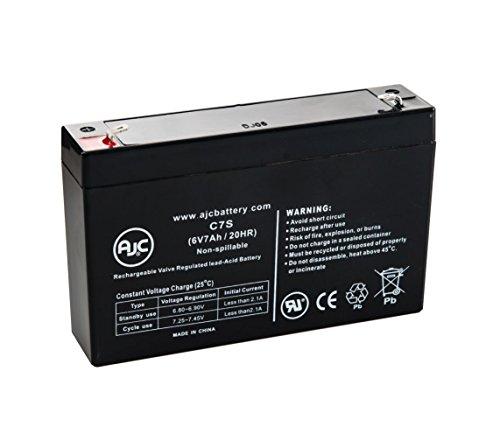 Batterie MGE ES2 Plus 6V 7Ah UPS - Ce produit est un article de remplacement de la marque AJC®