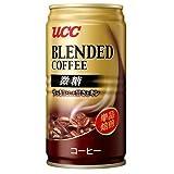 UCC ブレンドコーヒー 微糖 (185g缶×30本入)×4ケース