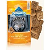 Blue Buffalo Wilderness Trail Grain-Free Treats, Turkey, 10 oz