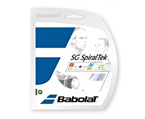 Buy Babolat Spiraltek REEL Tennis String by Spiraltek