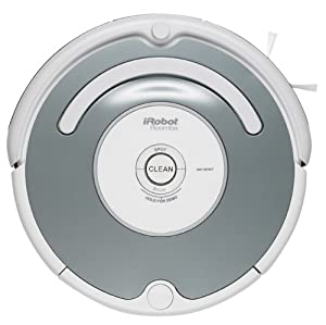 irobot roomba 530 staubsauger roboter reinigt. Black Bedroom Furniture Sets. Home Design Ideas