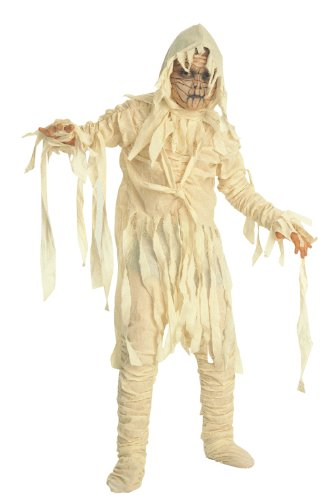Universal Studios Deluxe Child's Mummy Costume, Small (Kids Mummy Costumes)