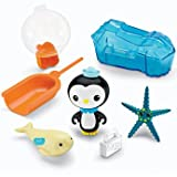 Refined Octonauts Figure Rescue Kit - Peso and Narwhal - Cleva Edition ChildSAFE Door Stopz Bundle