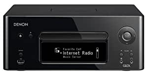 DENON RCD-N8K CEOL ネットワークCDレシーバー AirPlay/ハイレゾ音源対応 ブラック