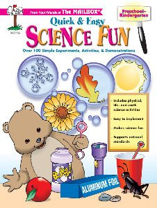 Book Quick&Easy Sci Fun Pk-K