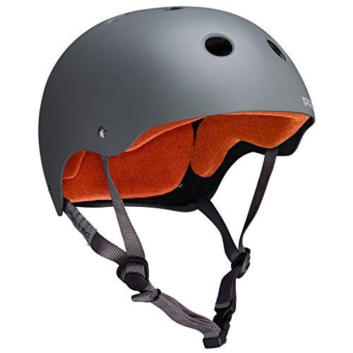 Pro-tec Classic Skate Helmet Matte Gray, L