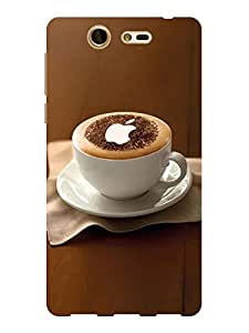 TREECASE Designer Printed Soft Silicone Back Case Cover For Reliance Jio Lyf Earth 2