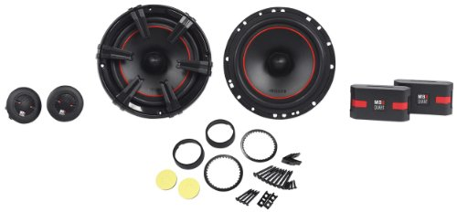 "Mb Quart Osc216 6.5"" Component Car Speakers 45 Watts Rms 60 Watts Max Each"