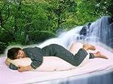 送料無料★腰・肩のトラブルを何とかした〜い!『星虎の体圧分散だき枕(抱き枕)』
