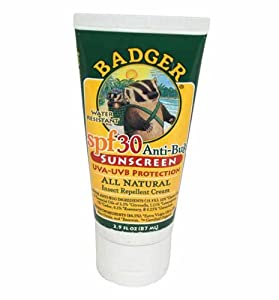 Badger SPF 30 Anti Bug Sunscreen
