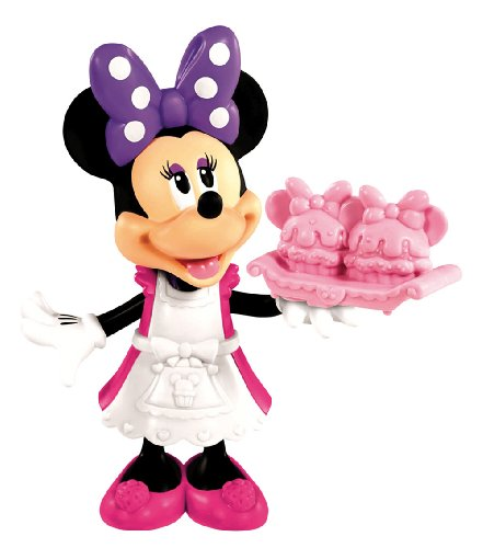 Fisher-Price Disney's Minnie's Cupcake Bowtique - 1