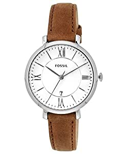 Buy Fossil Jacqueline Analog Silver Dial Women's Watch ...