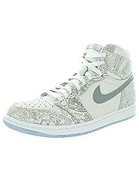 Nike Jordan Men's Jordan 1 Retro Hi Og Laser Basketball Shoe