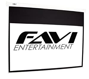FAVI HD-120 16:9/120-Inch Electric Projector Screen