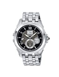 Seiko Men's SNP027 Le Grand Sport Kinetic Perpetual Watch