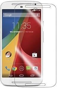 PGS Premium Tempered Glass Screen guard for Motorola Moto G2
