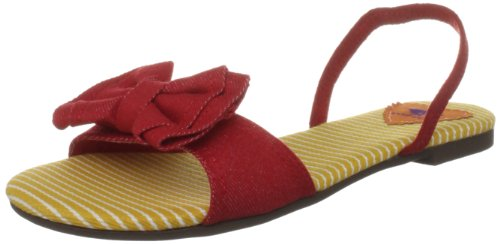 Rocket Dog Women's Babydoll Red Slingbacks BABYDOLLCD 3 UK