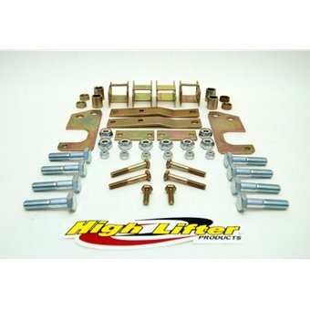 High Lifter Lift Kit For Arctic Cat 300 2X4, 4X4 (98-05) (Atv Lift Kit Arctic Cat 300 compare prices)