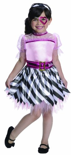 Barbie Pirate Costume, Toddler 1-2