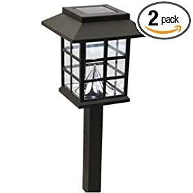 Moonrays 91242 Mission Style Lamp <a href=