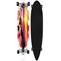 "Krown City Surf Longboard Skateboard 9"" x 46"" from Krown"