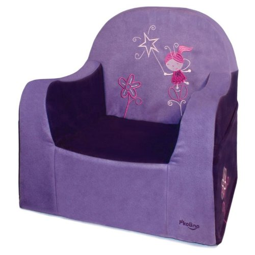 P'kolino New Little Reader Chair (Fairy Purple)