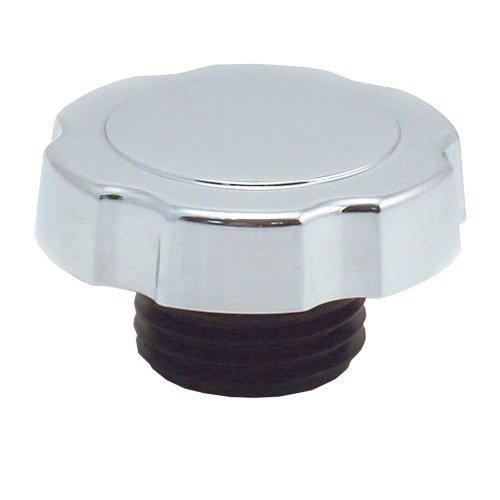 Spectre Performance 4320 Chrome Screw-In Oil Filler Cap For Gm front-613436