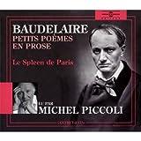 Petits Poemes en Prose (4CD) Baudelaire
