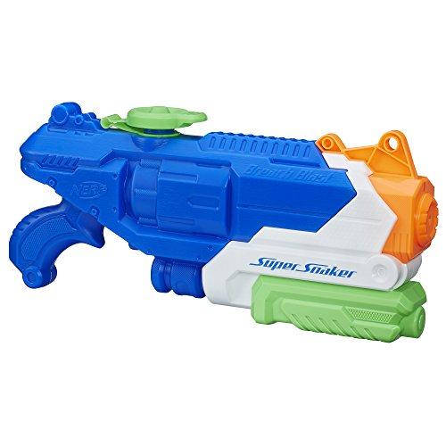Super Soaker Water Guns