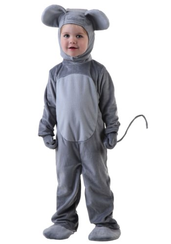 Little Boys' Mouse Costume 4T