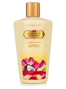 Victoria's Secret Garden Coconut Passion Hydrating Body Lotion 8.4 fl oz (250 ml)